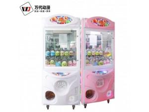 新款魔幻圈圈娃娃机电玩城投币游戏抓娃娃机口红游戏机娃娃机