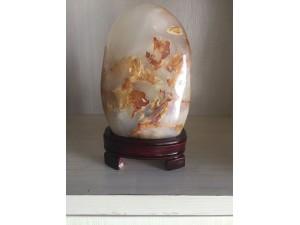 青岛销售各种观赏奇石玉石玉扣玉吊坠家庭公司单位都可摆放