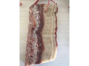 青岛东坡肉观赏石肉石摆件原石天然石头彩石彩玉方肉腊肉贡石奇石
