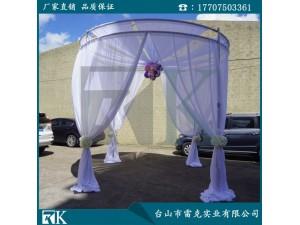 RK工厂直销双圆婚庆架