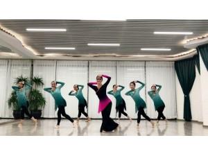 龙华古典舞就找媚子国际瑜伽舞蹈学校
