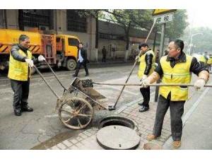 临平街道化粪池清理