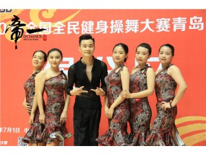 青岛零基础学舞蹈私教的地方