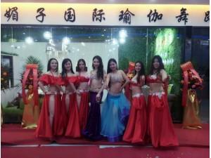 龙华成人肚皮舞专业培训媚子国际瑜伽舞蹈学校