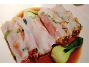 重庆广东肠粉培训,舌尖上的美食