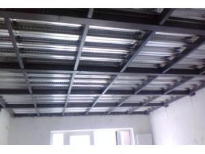 通州区室内搭建阁楼夹层钢结构阁楼制作挑高房屋楼板加固