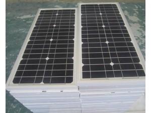 单多晶太阳能光伏组件回收
