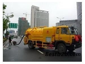 扬州好帮手化粪池清理汽车抽粪隔油池清理
