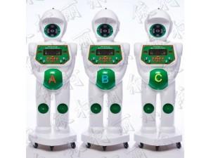依柯丽尔机器人减肥塑形养生连锁品牌 2018年创业