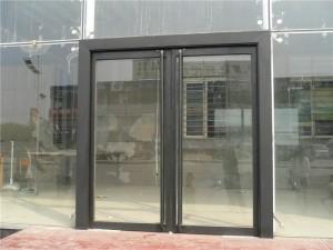 通州宋庄维修玻璃门维修办公室玻璃门