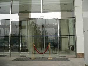 通州北苑安装玻璃门定做玻璃门价格