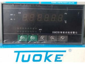 上海托克TE-XM164PB智能数显八路十六路巡检控制仪