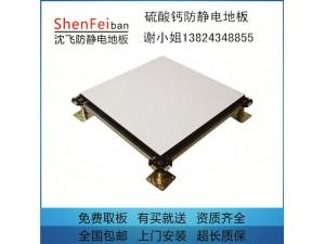 珠海沈飞防静电地板价格|办公机房地板||虎门防静电地板