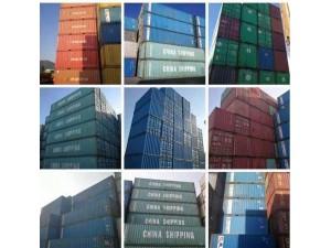 天津二手集装箱出售租赁 集装箱改造 20尺40尺齐全