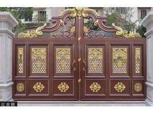 天津铝艺围栏,天津铝艺庭院门护栏厂家定做安装