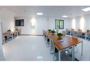 金桥30-300平米独立办公室,配办公家具,可分割组合
