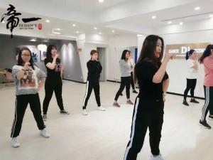 青岛舞蹈艺考一对一指导 帝一舞蹈
