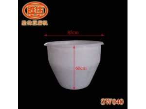 胜伟豆腐厂现有大量塑料泡豆桶低价处理