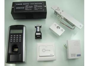 天津专业安装办公刷卡门禁价格