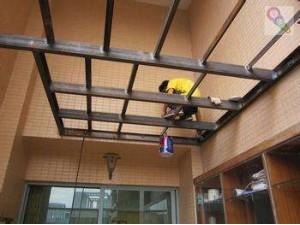 顺义区专业别墅改造扩建 浇筑楼板 钢结构阁楼二层搭建