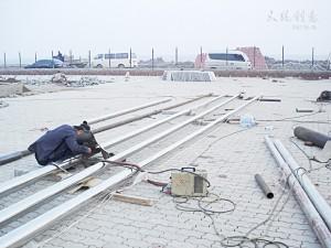 天津咸水沽安装不锈钢旗杆厂家