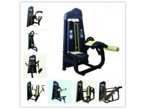 厂家直销健身器材商用健身房室内专用坐式双向推胸练习训练器