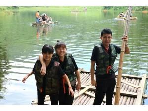 深圳元旦近郊一日游去哪好玩,九龙山农家乐给您支两招