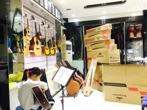 桐乡学吉他培训教学民谣木吉他电吉他古典吉他贝斯电贝司吉他濮院