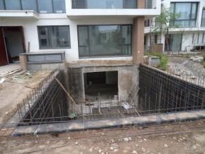 房山区别墅改造扩建 房屋增层加固 做室内钢结构隔层二层