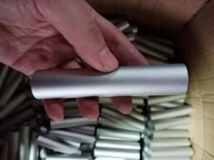温州地区专注对外提供铝配件表面喷砂服务
