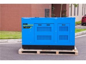 500A静音柴油发电电焊机GT-500TSI