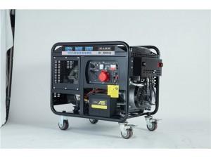 500A敞开式柴油发电电焊机