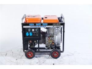 便携250A柴油发电电焊机
