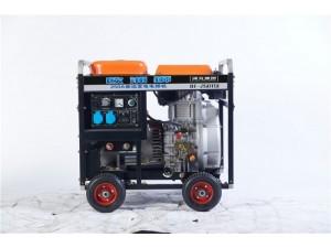 190A柴油发电电焊机施工队用