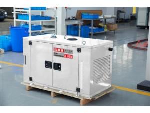 12kw静音柴油发电机组多少钱