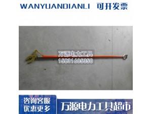 供应电工玻璃钢夹钳 安全工具绝缘头夹钳 电力高压钳子