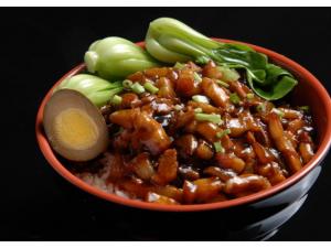 郑州卤肉饭加盟,卤肉饭培训