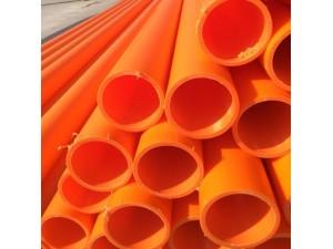 甘肃厂家常年生产全新料mpp电力管规格齐全