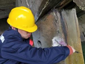 台州服装公司进行厂房检测鉴定房屋完损评级