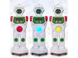 机器人全能减美雕塑王 机器人减肥全国招商加盟