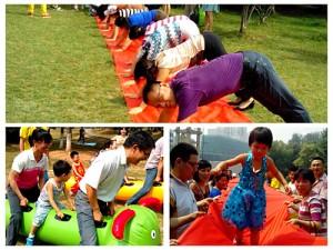 幼儿园班级春游活动深圳适合的地方