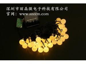 供应led圣诞灯串IC芯片,灯串定时芯片-深圳市丽晶微电子