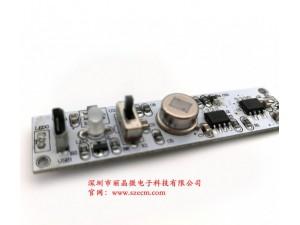 供应人体感应灯控制板,人体感应橱柜灯电路板-深圳市丽晶微电子