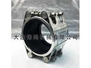 双卡管道修补器|卡箍式管道连接器