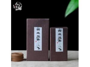厦门九宫香韵西藏慧香盘香天然礼佛香熏香家用净化香生产