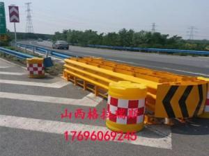 江西高速公路防撞垫厂家 TS级可导向防撞垫 公路防撞缓冲垫