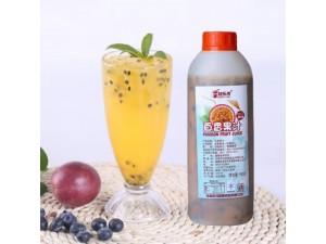 厦门快乐米百香果汁厂家零售供应