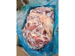 李沧三角肉 牛板腱 梭边鱼段 外膘 护心肉 羊腔子 牛杂批发