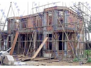 北京门头沟室内混凝土阁楼制作搭建