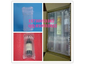供应自贡红酒运输包装防震气泡柱充气气囊袋厂商供应
